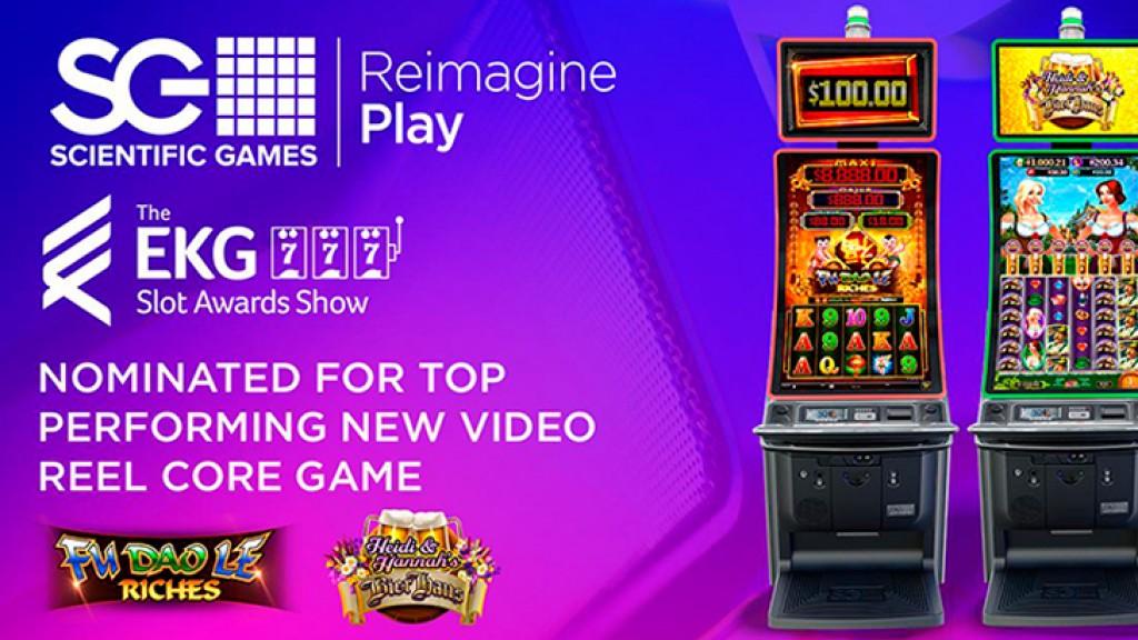 Amazing Awards Slot Machine
