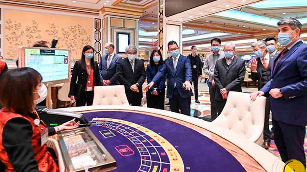 SoloAzar International | 46% of Macau gaming tables now back in ...