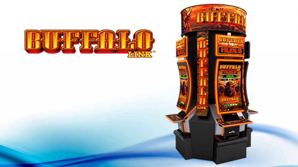 Aristocrat Gaming запускает Buffalo Link