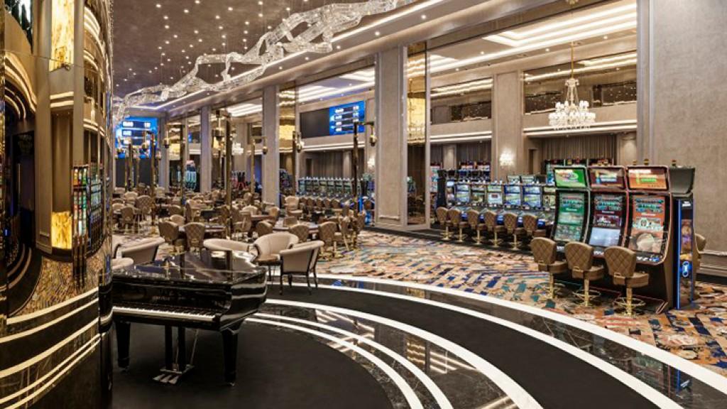 Soloazar International Novomatic Supplies Kaya Palazzo Resort Casino Girne